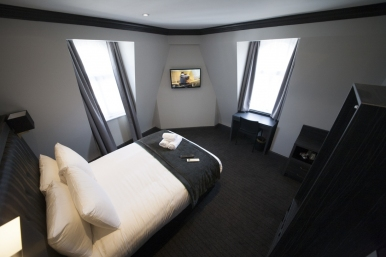 Double room at The Duke Rooms